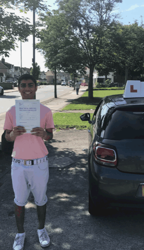 Pass your driving test in Ruislip
