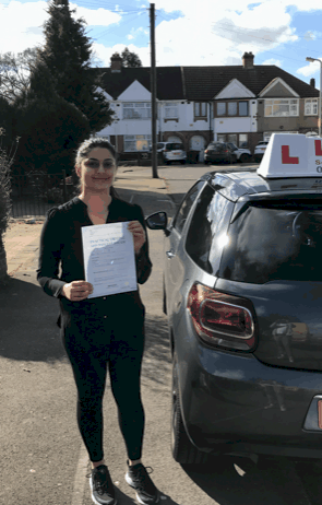 Pass your driving test in Southall